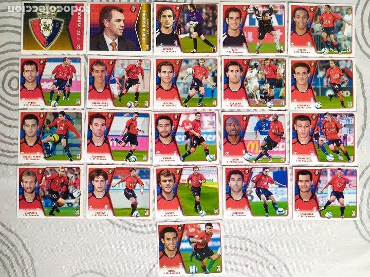Cromos de Fútbol: Liga Este 2005 2006 / 05 06 - 469 cromos sin repetir nunca pegados (sin pegar) Coloca, fichaje, baja - Foto 26 - 207146946