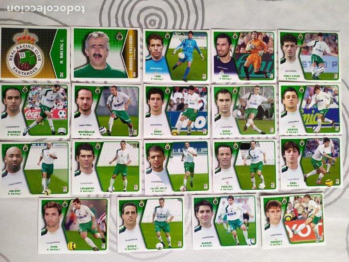 Cromos de Fútbol: Liga Este 2005 2006 / 05 06 - 469 cromos sin repetir nunca pegados (sin pegar) Coloca, fichaje, baja - Foto 28 - 207146946