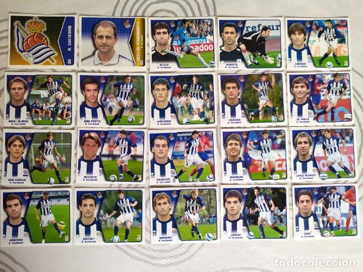 Cromos de Fútbol: Liga Este 2005 2006 / 05 06 - 469 cromos sin repetir nunca pegados (sin pegar) Coloca, fichaje, baja - Foto 32 - 207146946