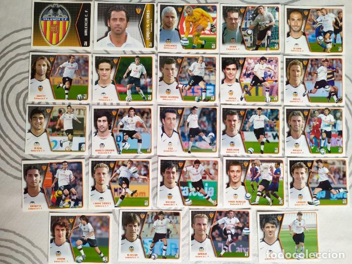 Cromos de Fútbol: Liga Este 2005 2006 / 05 06 - 469 cromos sin repetir nunca pegados (sin pegar) Coloca, fichaje, baja - Foto 34 - 207146946