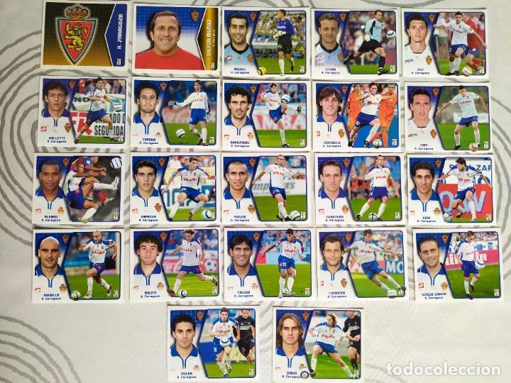 Cromos de Fútbol: Liga Este 2005 2006 / 05 06 - 469 cromos sin repetir nunca pegados (sin pegar) Coloca, fichaje, baja - Foto 38 - 207146946