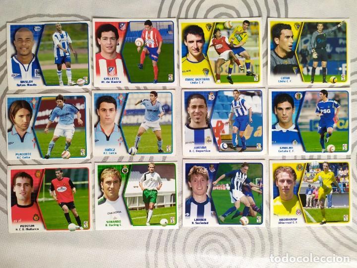 Cromos de Fútbol: Liga Este 2005 2006 / 05 06 - 469 cromos sin repetir nunca pegados (sin pegar) Coloca, fichaje, baja - Foto 42 - 207146946