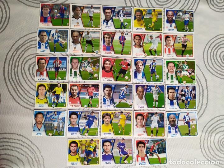 Cromos de Fútbol: Liga Este 2005 2006 / 05 06 - 469 cromos sin repetir nunca pegados (sin pegar) Coloca, fichaje, baja - Foto 40 - 207146946