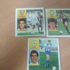 Cromos de Fútbol: ESTE 92/93 BANGO PÓSTER RAMÓN DIFICILES. Lote 207238487