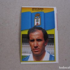 Cromos de Fútbol: ESTE 90-91 IRURETA OVIEDO 1990-1991 NUEVO. Lote 207288581