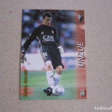 Cromos de Fútbol: PANINI MEGAFICHAS 2002 2003 Nº 200 UNZUE OSASUNA MEGACRACKS 02 03. Lote 207343617