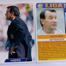 Cromos de Fútbol: MUNDICROMO FICHAS 95 96 Nº 200 MIERA. Lote 207345285