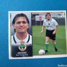 Cromos de Fútbol: ARZENO FICHAJE 32 RACING DE SANTANDER EDICIONES ESTE 98/99. Lote 207911928
