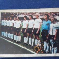Cromos de Fútbol: 78 79 ESTE POSTER CENTRAL ADHESIVO SELECCIÓN ALEMANIA. Lote 208144963