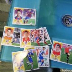 Cromos de Fútbol: LIGA ESTE. LOTE 65 COLOCAS 2007- 2012. COMO NUEVO.. Lote 208600637