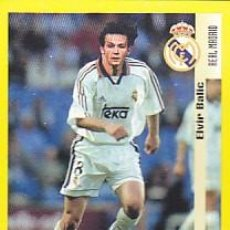 Cromos de Fútbol: PANINI LIGA 1999 2000 - COLOCA 34A BALIC REAL MADRID - 99 00 - NUNCA PEGADO. Lote 236562155