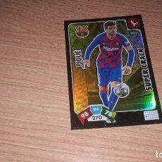 Cromos de Fútbol: ADRENALYN 19/20 PIQUE SUPER CRACK 438. Lote 208901455