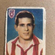 Cromos de Fútbol: CAMPEONES BRUGUERA 1949 1950 49 50 MANCHEGO ATLETICO DE TETUAN C7. Lote 209266560