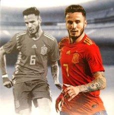 Cromos de Fútbol: 50 SAUL ÑIGUEZ - ATLETICO DE MADRID - ESPAÑA - FUTERA UNIQUE 2020. Lote 209357661