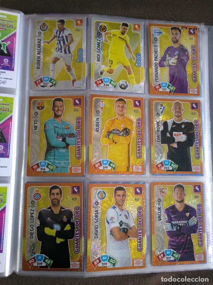 Cromos de Fútbol: Coleccion Completa de 570 cromos adrenalyn xl 2019 2020 + EXTRAS - Foto 6 - 209415545