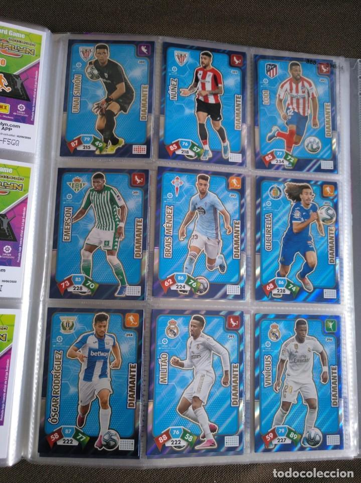 Cromos de Fútbol: Coleccion Completa de 570 cromos adrenalyn xl 2019 2020 + EXTRAS - Foto 8 - 209415545