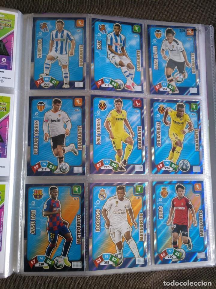 Cromos de Fútbol: Coleccion Completa de 570 cromos adrenalyn xl 2019 2020 + EXTRAS - Foto 10 - 209415545