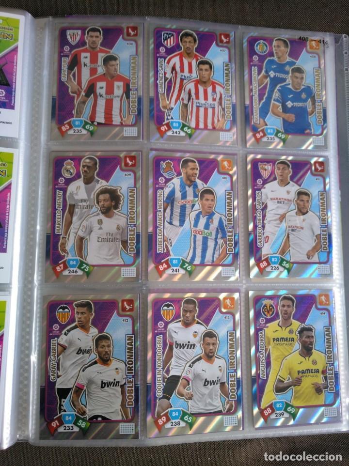 Cromos de Fútbol: Coleccion Completa de 570 cromos adrenalyn xl 2019 2020 + EXTRAS - Foto 12 - 209415545