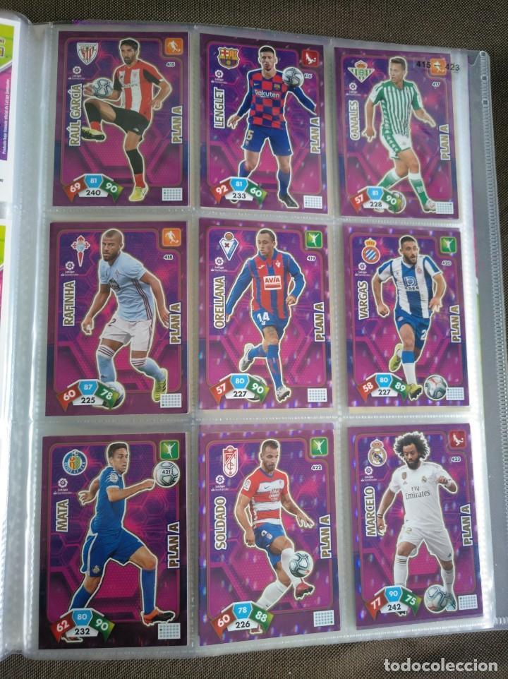 Cromos de Fútbol: Coleccion Completa de 570 cromos adrenalyn xl 2019 2020 + EXTRAS - Foto 14 - 209415545