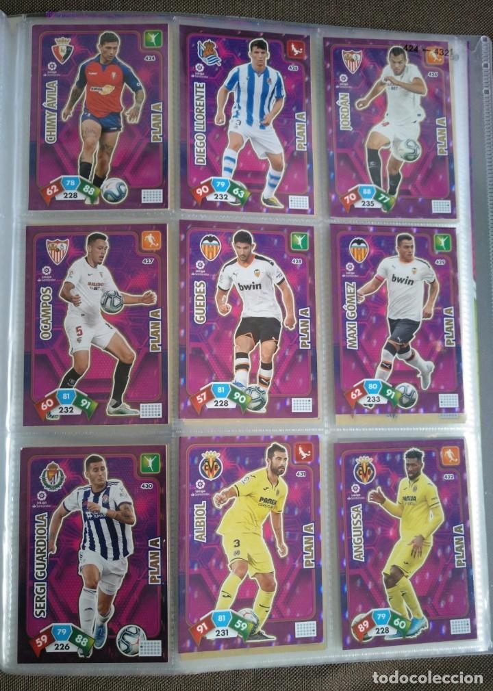 Cromos de Fútbol: Coleccion Completa de 570 cromos adrenalyn xl 2019 2020 + EXTRAS - Foto 16 - 209415545
