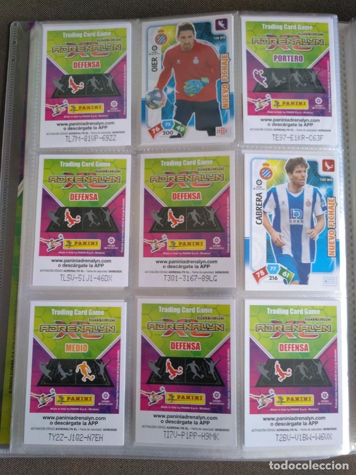 Cromos de Fútbol: Coleccion Completa de 570 cromos adrenalyn xl 2019 2020 + EXTRAS - Foto 20 - 209415545