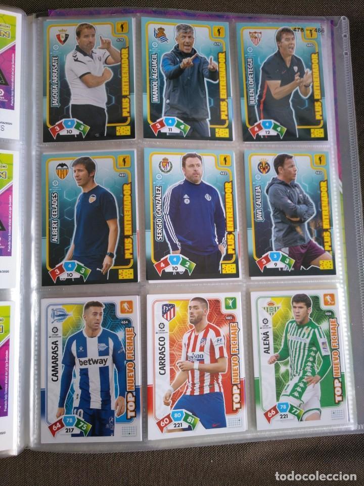 Cromos de Fútbol: Coleccion Completa de 570 cromos adrenalyn xl 2019 2020 + EXTRAS - Foto 29 - 209415545