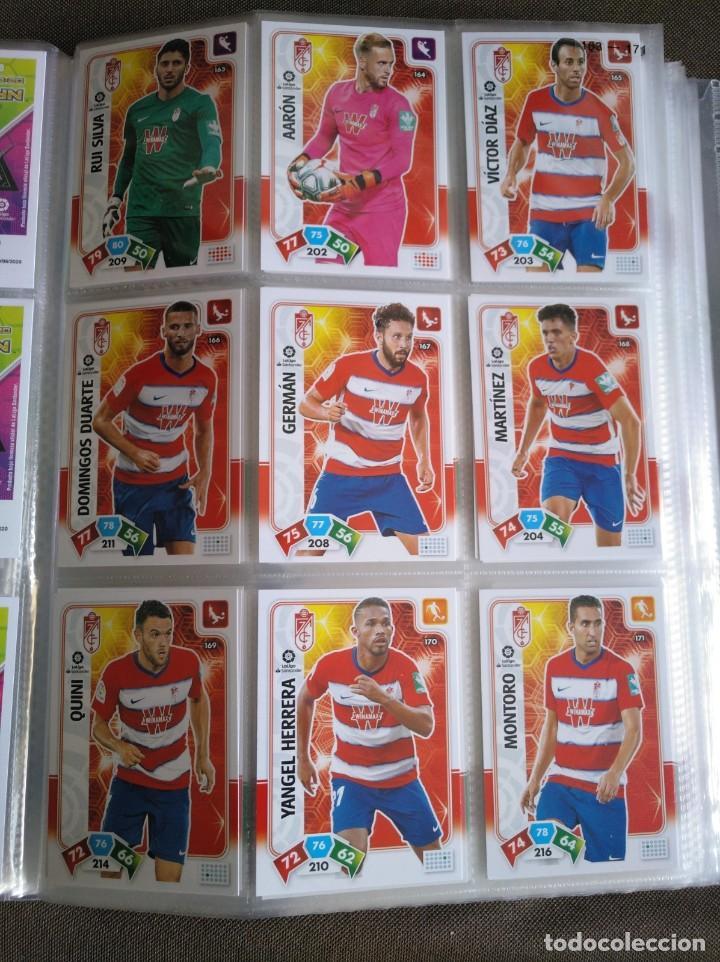 Cromos de Fútbol: Coleccion Completa de 570 cromos adrenalyn xl 2019 2020 + EXTRAS - Foto 32 - 209415545