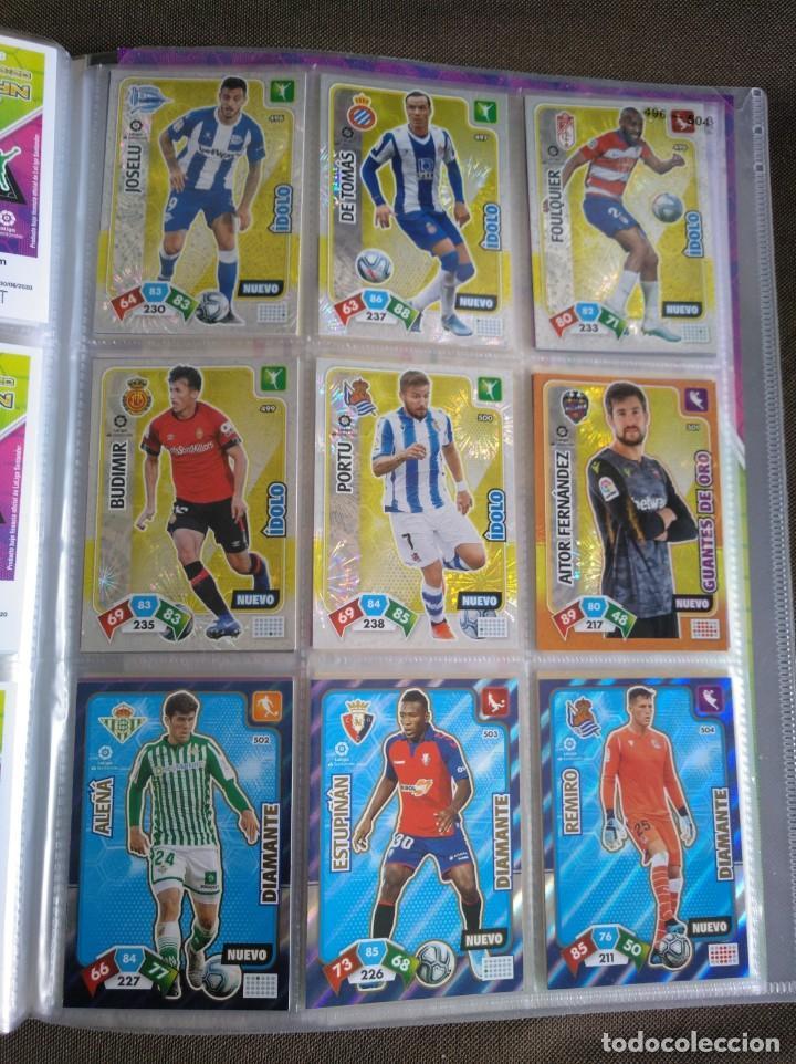 Cromos de Fútbol: Coleccion Completa de 570 cromos adrenalyn xl 2019 2020 + EXTRAS - Foto 33 - 209415545