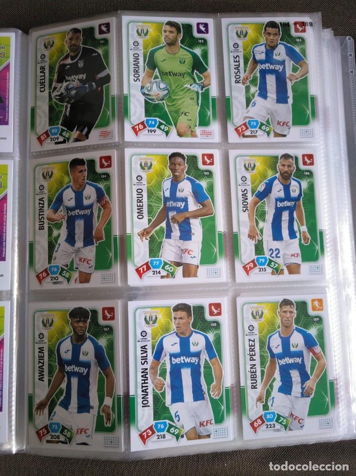 Cromos de Fútbol: Coleccion Completa de 570 cromos adrenalyn xl 2019 2020 + EXTRAS - Foto 38 - 209415545