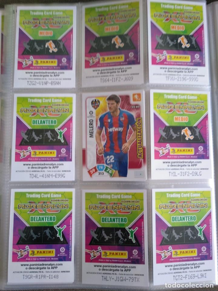 Cromos de Fútbol: Coleccion Completa de 570 cromos adrenalyn xl 2019 2020 + EXTRAS - Foto 48 - 209415545