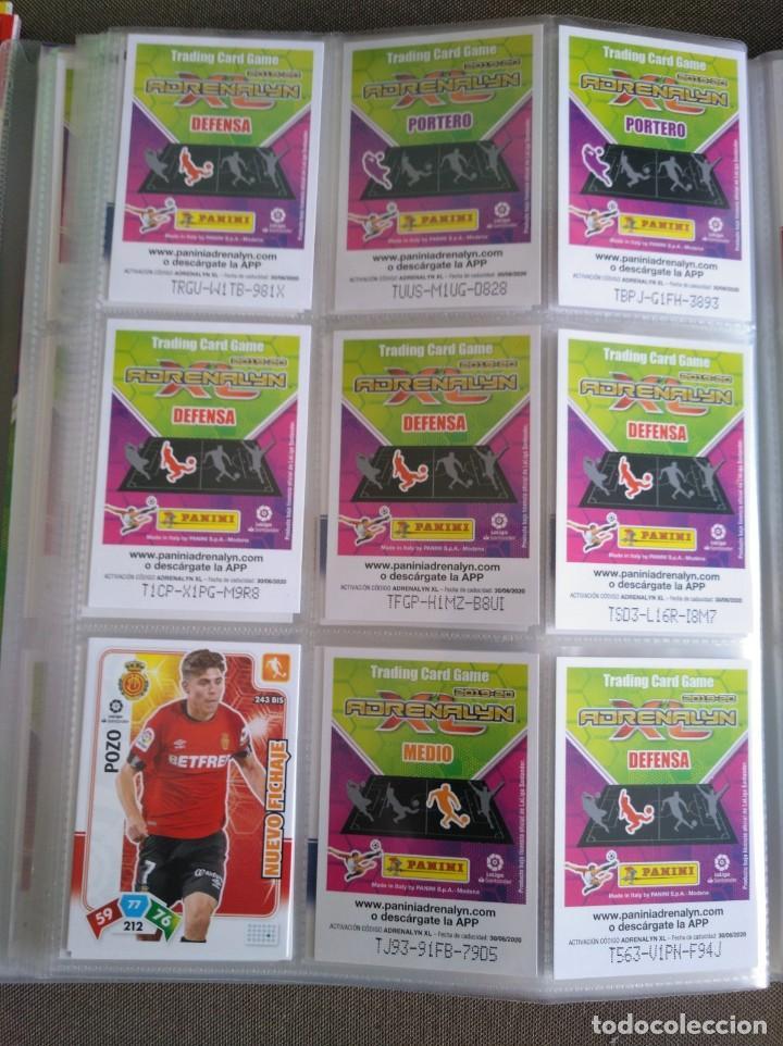 Cromos de Fútbol: Coleccion Completa de 570 cromos adrenalyn xl 2019 2020 + EXTRAS - Foto 53 - 209415545