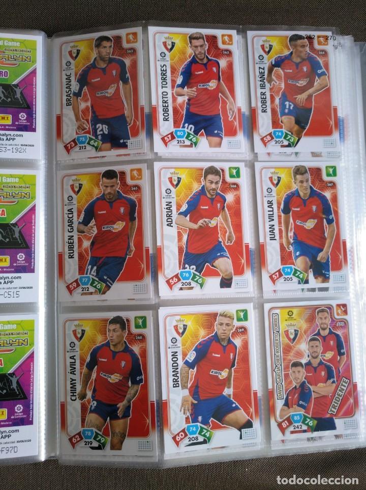 Cromos de Fútbol: Coleccion Completa de 570 cromos adrenalyn xl 2019 2020 + EXTRAS - Foto 63 - 209415545