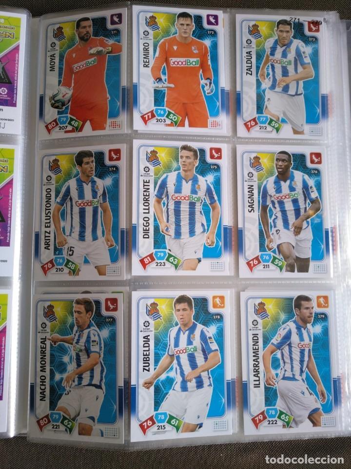 Cromos de Fútbol: Coleccion Completa de 570 cromos adrenalyn xl 2019 2020 + EXTRAS - Foto 67 - 209415545