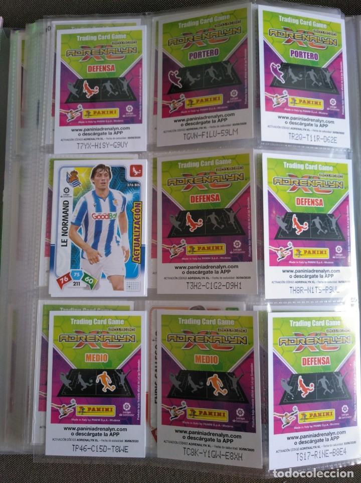 Cromos de Fútbol: Coleccion Completa de 570 cromos adrenalyn xl 2019 2020 + EXTRAS - Foto 69 - 209415545