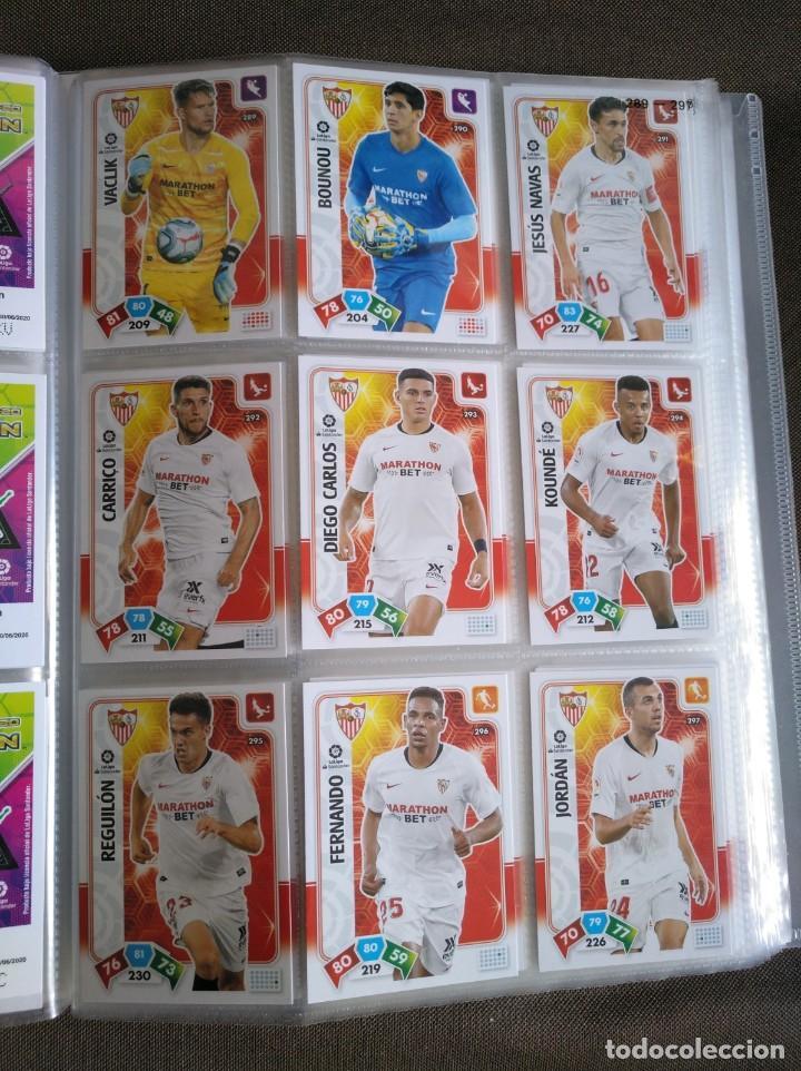 Cromos de Fútbol: Coleccion Completa de 570 cromos adrenalyn xl 2019 2020 + EXTRAS - Foto 73 - 209415545