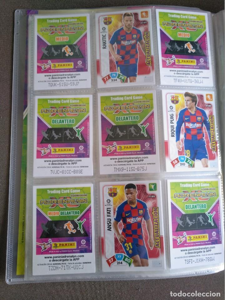 Cromos de Fútbol: Coleccion Completa de 570 cromos adrenalyn xl 2019 2020 + EXTRAS - Foto 93 - 209415545