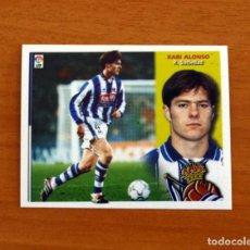 Cromos de Fútbol: REAL SOCIEDAD - XABI ALONSO - EDICIONES ESTE 2002-2003, 02-03 - NUNCA PEGADO. Lote 261825625