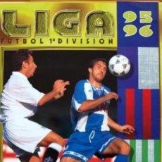 Cromos de Fútbol: LIGA ESTE 1995 1996 / 95 96 - 473 CROMOS SIN REPETIR - NUNCA PEGADOS (SIN PEGAR) COLOCA,FICHAJE,BAJA. Lote 209688183