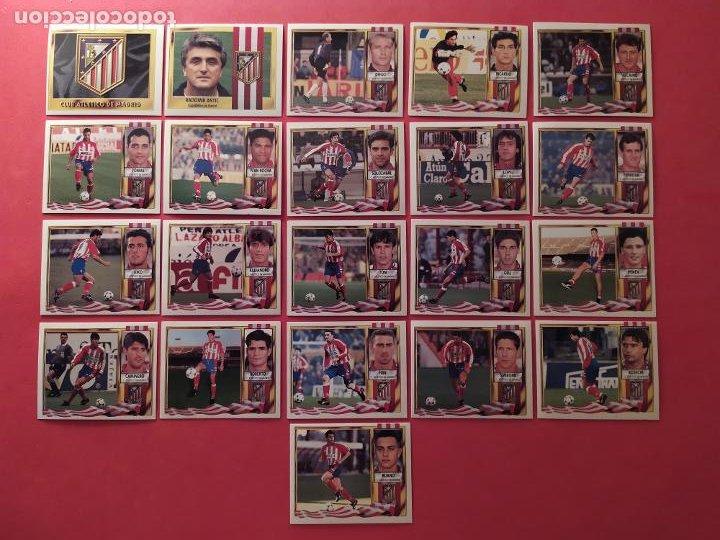 Cromos de Fútbol: Liga Este 1995 1996 / 95 96 - 473 cromos sin repetir - Nunca pegados (sin pegar) coloca,fichaje,baja - Foto 6 - 209688183