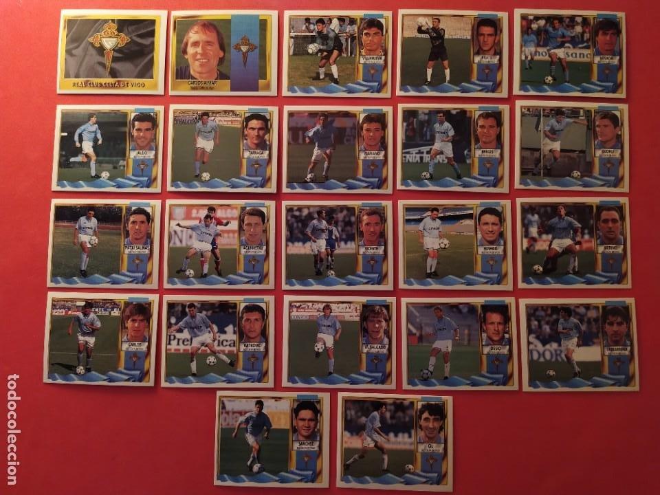 Cromos de Fútbol: Liga Este 1995 1996 / 95 96 - 473 cromos sin repetir - Nunca pegados (sin pegar) coloca,fichaje,baja - Foto 9 - 209688183