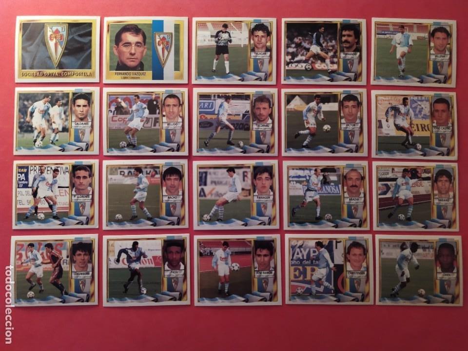 Cromos de Fútbol: Liga Este 1995 1996 / 95 96 - 473 cromos sin repetir - Nunca pegados (sin pegar) coloca,fichaje,baja - Foto 10 - 209688183