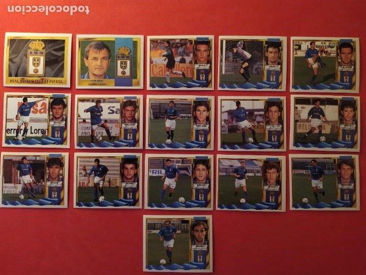 Cromos de Fútbol: Liga Este 1995 1996 / 95 96 - 473 cromos sin repetir - Nunca pegados (sin pegar) coloca,fichaje,baja - Foto 14 - 209688183
