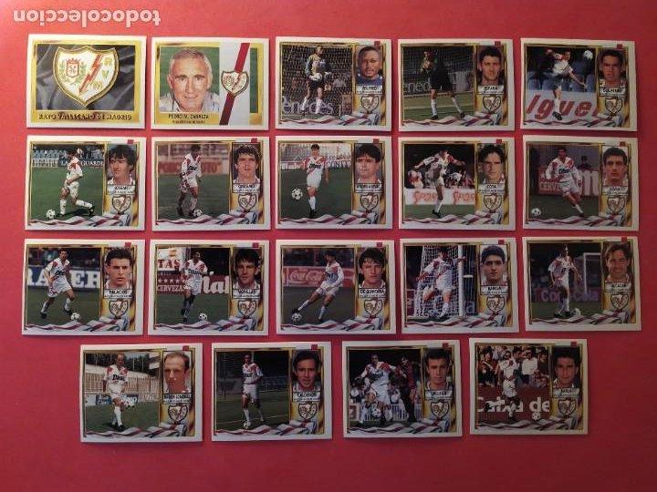 Cromos de Fútbol: Liga Este 1995 1996 / 95 96 - 473 cromos sin repetir - Nunca pegados (sin pegar) coloca,fichaje,baja - Foto 16 - 209688183