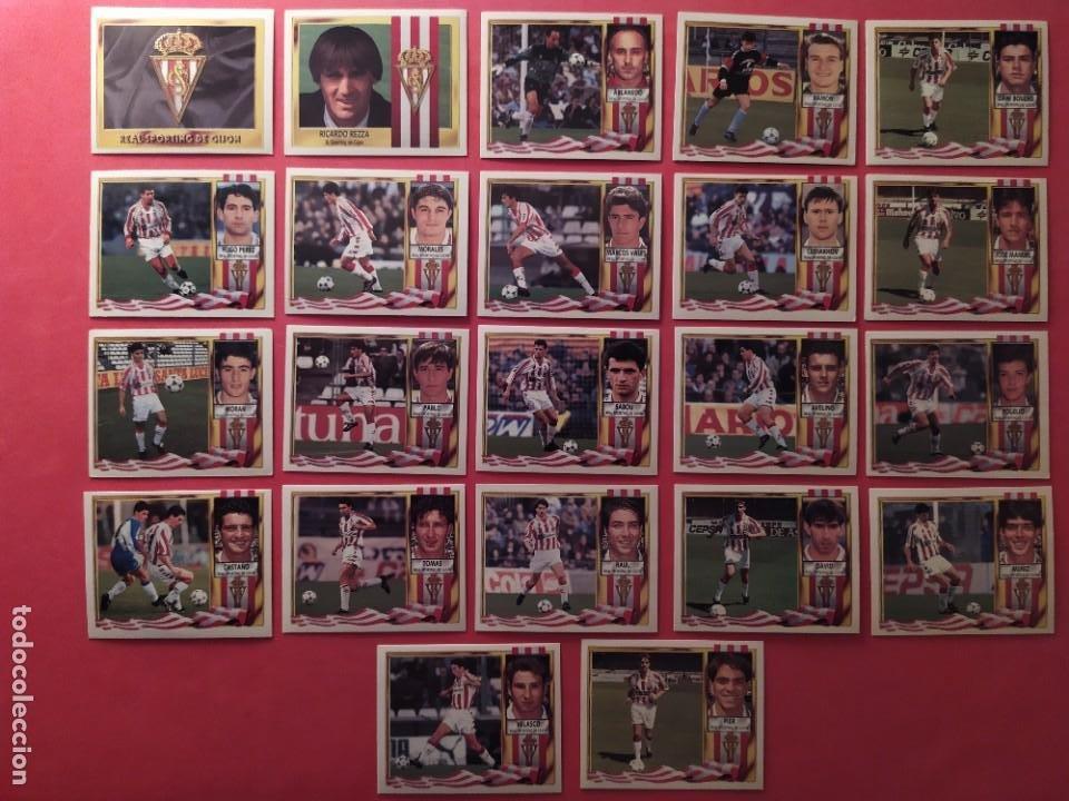 Cromos de Fútbol: Liga Este 1995 1996 / 95 96 - 473 cromos sin repetir - Nunca pegados (sin pegar) coloca,fichaje,baja - Foto 21 - 209688183