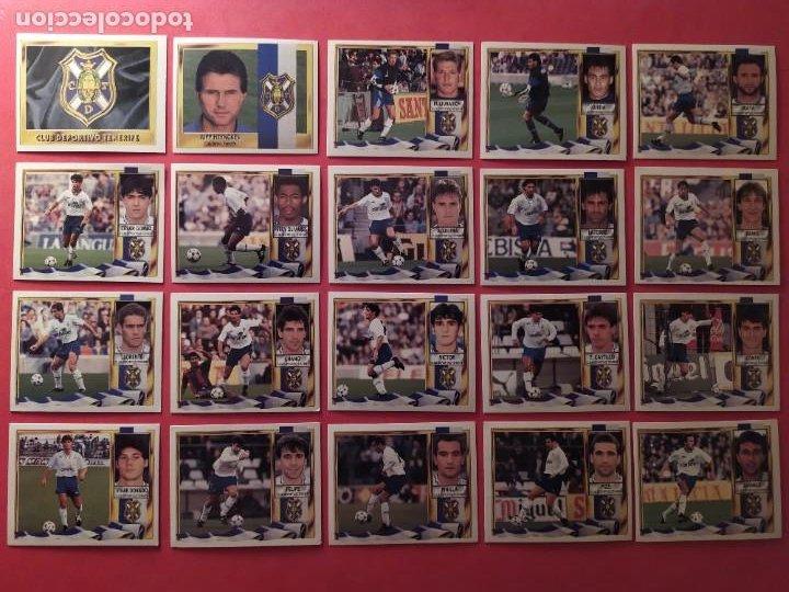 Cromos de Fútbol: Liga Este 1995 1996 / 95 96 - 473 cromos sin repetir - Nunca pegados (sin pegar) coloca,fichaje,baja - Foto 22 - 209688183