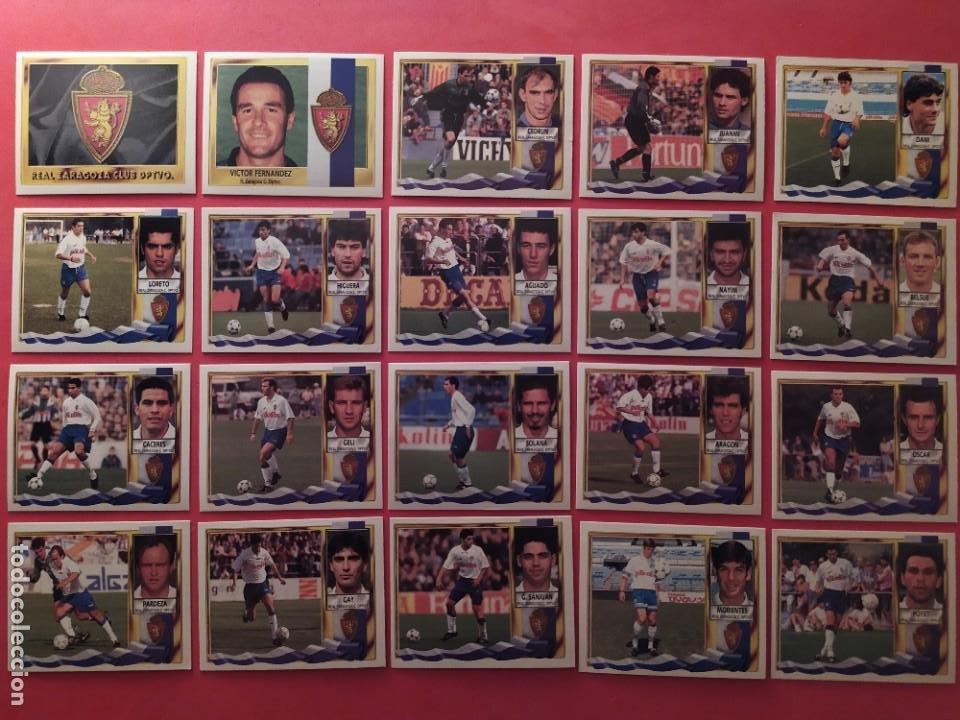 Cromos de Fútbol: Liga Este 1995 1996 / 95 96 - 473 cromos sin repetir - Nunca pegados (sin pegar) coloca,fichaje,baja - Foto 25 - 209688183