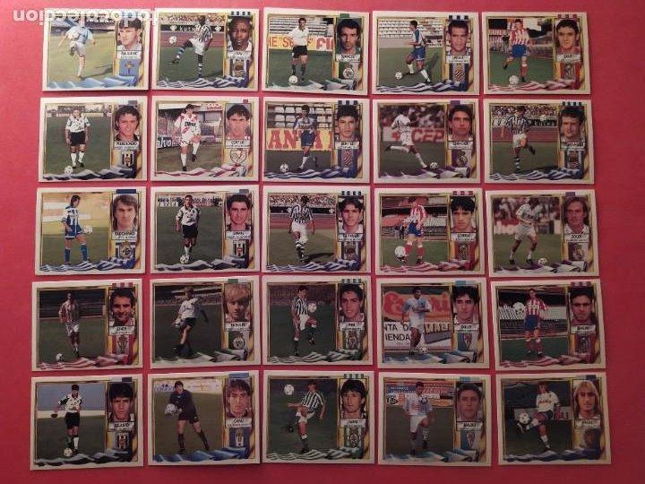 Cromos de Fútbol: Liga Este 1995 1996 / 95 96 - 473 cromos sin repetir - Nunca pegados (sin pegar) coloca,fichaje,baja - Foto 26 - 209688183