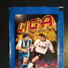Cromos de Fútbol: LIGA ESTE 00/01 2000/2001 SOBRE NUEVO SIN ABRIR. Lote 266587638