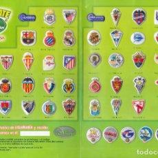 Cromos de Fútbol: ALBUM DE GREFUSA LIGA MANIA COMPLETO. Lote 209786665