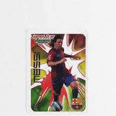 Cromos de Fútbol: MESSI - FC. BARCELONA CRYSTALCARDS MUNDICROMO LIGA 2006-2007. Lote 209786680